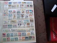 TCHECOSLOVAQUIE - 56 timbres obliteres (tout etat) stamp