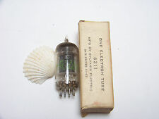 1957 Hifi Sylvania 6211 Vtg Stereo Vacuum Tube Replacement Part Nos Nib