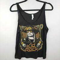 BELLA Canvas Kid Rock Graphic Band Tank top NWOT