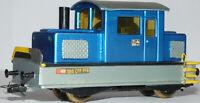 Model Railway HO H0 1:87 DC SBB CFF FFS Shunter Locomotive with Lights UNIQUE !!