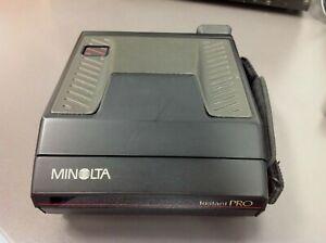 MINOLTA Instant Pro Camera, UNTESTED