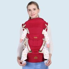 Uk 3 In 1 Baby Carrier Wrap Infant Sling Backpacks Kangaroo Hipseat Waist Stool