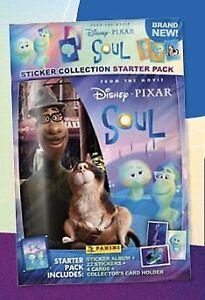 Pixar Soul Stickers - Starter Pack