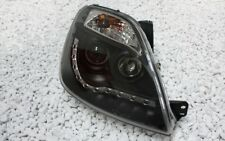 SCHEINWERFER SET FORD FIESTA MK6 JH1 JD3 01-05 LED TAGFAHRLICHT TFL SCHWARZ ELWR