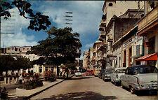 San Juan Amérique insular Areas Puerto Rico AK 1956 Old San Francisco street cars