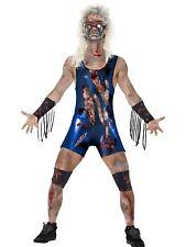 Pro Wrestling Costume Zombie Wrestler