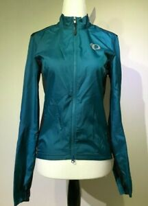 New PEARL IZUMI Women Elite Pursuit Hybrid Jacket  MEDIUM Lightweight Packable