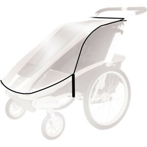 Thule Chariot Bicycle Cycle Bike Trailer Rain Cover For Chinook 2