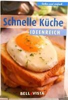 SCHNELLE KÜCHE Ideenreich Kochbuch + Ratgeber mit raffinierten Rezepten (51-23)