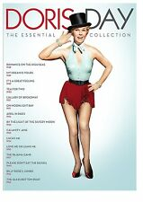DORIS DAY THE ESSENTIAL COLLECTION BRAND NEW SEALED R1 DVD ★☆ 15 DISCS ☆★