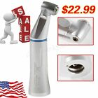 NSK Style Dental Slow Low Speed Contra Angle Inner Water Push Button Handpiece W