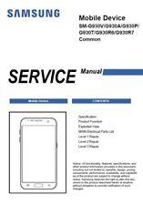 Samsung Galaxy S7 SM-G930V/G930A/G930P/G930T/G930R6/G930R7 Service Manual