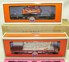 Lionel New 6-11168 CSX Merger Freight 2-pack #3