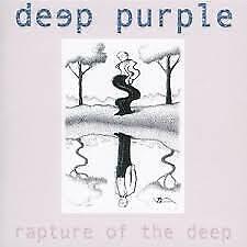 """CD DEEP PURPLE """"RAPTURE OF THE DEEP"""". Nuevo y precintado"""