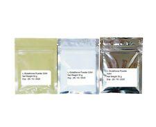 Glutathione L  Powder For D I Y Soap , Lotion , Cream Cosmetic formulation 50 g