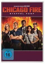 6 DVDs * CHICAGO FIRE - STAFFEL / SEASON 5 # NEU +