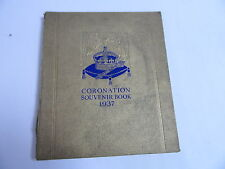 Royal Family Coronation Souvenir Book 1937   #13M177