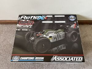 Excellent Condition Team Associated Reflex 14B RTR Ready To Run Off Road Buggy