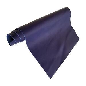"""Pre-Cut Purple Cowhide Leather Project Piece 12"""" x 24"""" 3oz 1.2mm"""