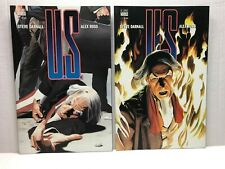 Primo: U.S. #1 2 tpb set 1st print Nm Alex Ross S Darnall Us Vertigo Dc comics