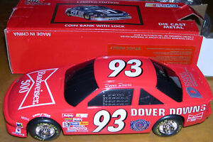 Racing Champions 1:24 #93 Bud 500 Dover Downs Pontiac Bank