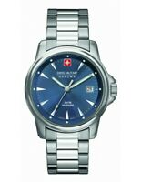 Swiss Military Hanowa Swiss Made Quartz Mens Watch Sapphire Glass 06-5230.04.003