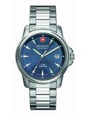 Swiss Military Hanowa Swiss Made Quartz Mens Watch Sapphire Glass 06-5230.04.003