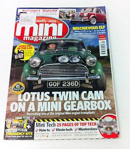 Mini Magazine April 2010 - Issue 171 - Mini Minor Cooper Rover Rally