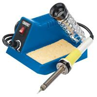 DRAPER 61478 Soldering Iron Station Temperature Controlled (40W)