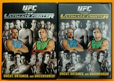 UFC - Ultimate Fighter: Season One 1 DVD 5-Disc Set Team Couture vs. Liddell MMA