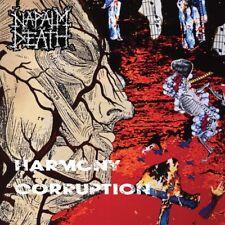 NAPALM DEATH - HARMONY CORRUPTION   VINYL LP NEW