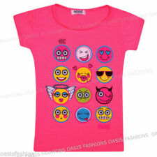 10 X Fruit of The Loom Bambini T-Shirt Top Plain PE All/'ingrosso Imballare Taglie Unisex