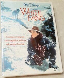 White Fang DVD *RARE* Walt Disney Ethan Hawke Movie Jack London Adventure Story