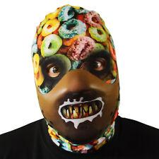da Halloween Maschera Cereal ASSASSINO Serial Murderer COSTUME HORROR