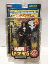 2004 Toy Biz Marvel Legends 6?? Punisher Series 6 NIP
