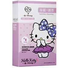 [MY SCHEMING] Hello Kitty Hyaluronan Hydrating & Nourishing Facial Mask 5pc/1box