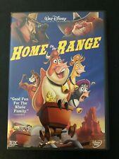 Home On The Range ~ DVD 2004 Disney