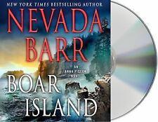 Anna Pigeon Mysteries: Boar Island 19 by Nevada Barr (2016, Cd, Unabridged)