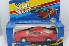 Super Racer Ferrari F40 Tire hacia atrás e ir