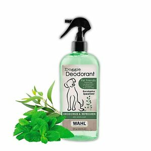 Wahl Doggie Eucalyptus and Spearmint Deodrant Pets Deodrant Dogs Deodrant
