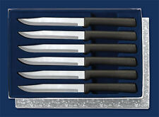RADA CUTLERY G206 SIX UTILITY/STEAK KNIVES GIFT SET MADE IN USA