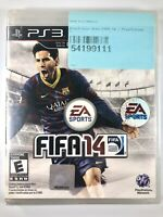 *BRAND NEW / SEALED / FREE SHIPPING🔥 FIFA 14 (Sony, Playstation 3) PS3 Complete