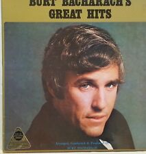 BURT BACHARACH - vintage vinyl LP - Greatest Hits