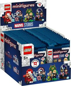 LEGO Marvel Super Heroes Minifigures 71031 (Sealed Box Of 36)