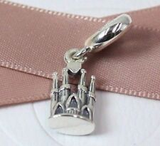 Pandora S925 Barcelona  - La Sagrada Charm (retired) 791078 +Tissue & Pop-up Box