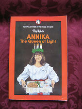 Worldwide Stories from Highlights Annika The Queen of Light and 14 other stories