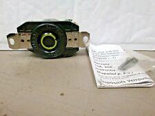 Leviton 065- 2310 20 Amp 125V 2 Pos 3 Wire,  Nema L5-20p Locking Receptacle 2310