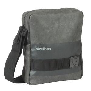 Strellson Shoulderbag SVZ 4010002288 Umhängetasche Herren Schultertasche