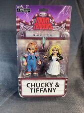NECA Toony Terrors CHUCKY & TIFFANY Action Figure 2-Pack NEW