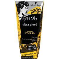 Schwarzkopf Got2b Ultra Glued Spiking  Glue Water Resistant Screaming Hold 170G